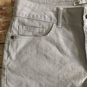 Riders by Lee Shorts - Riders Mid Rise striped shorts Size 10M